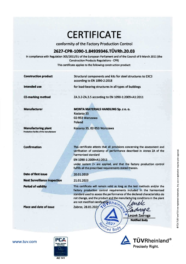 certificate_conformity_of_factory_production_control_2627-cpr-1090